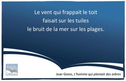 Jean Giono - L'homme qui plantait des arbres