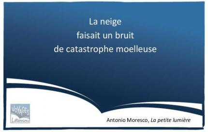 La petite lumière - Antonio Moresco