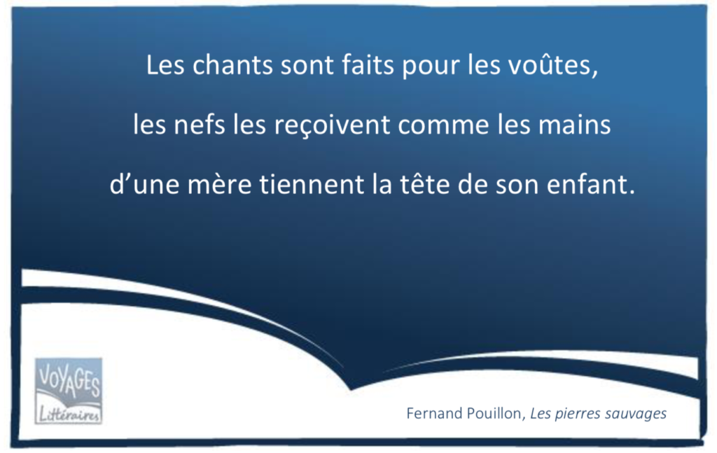 Citation de Fernand Pouillon